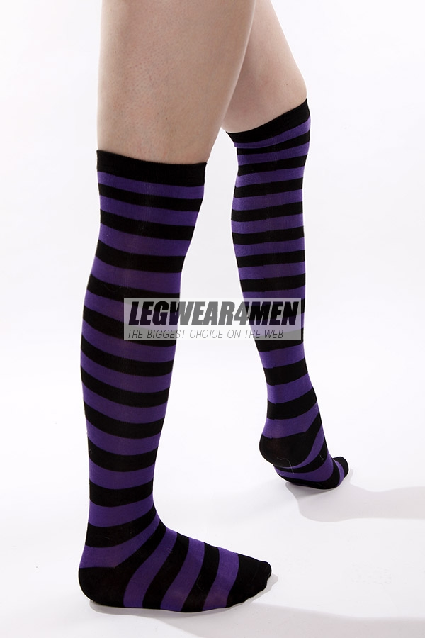 L4M 1030 Unisex Cotton 'Shima-socks' - Click Image to Close