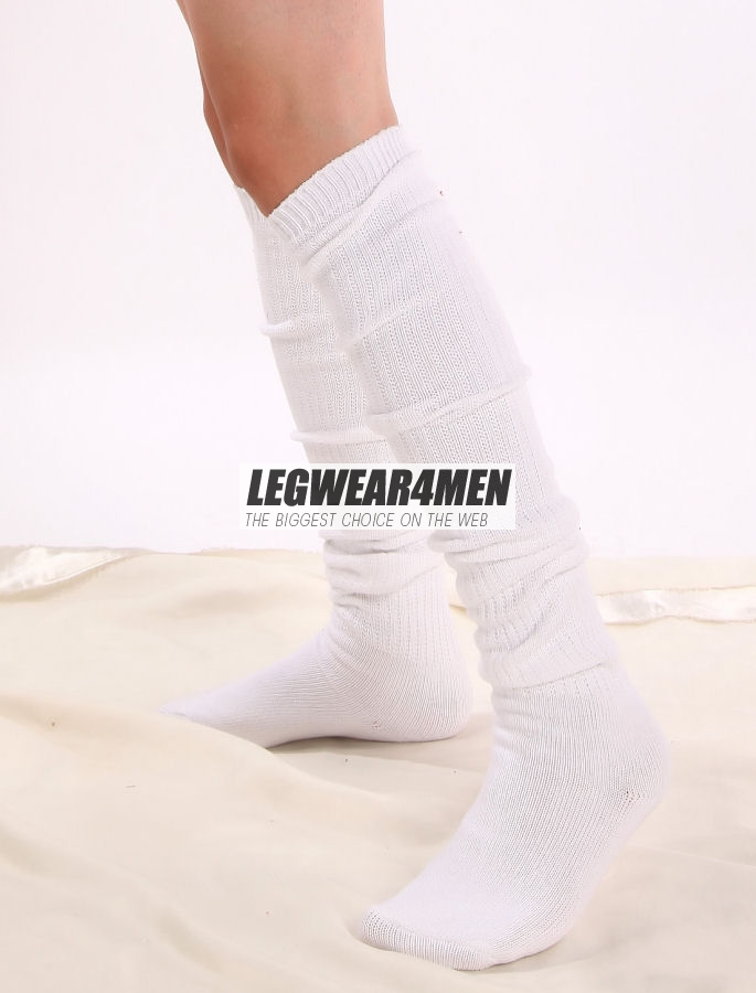 L4M 1040 Cotton 'Loose Socks' for Cosplay - Click Image to Close