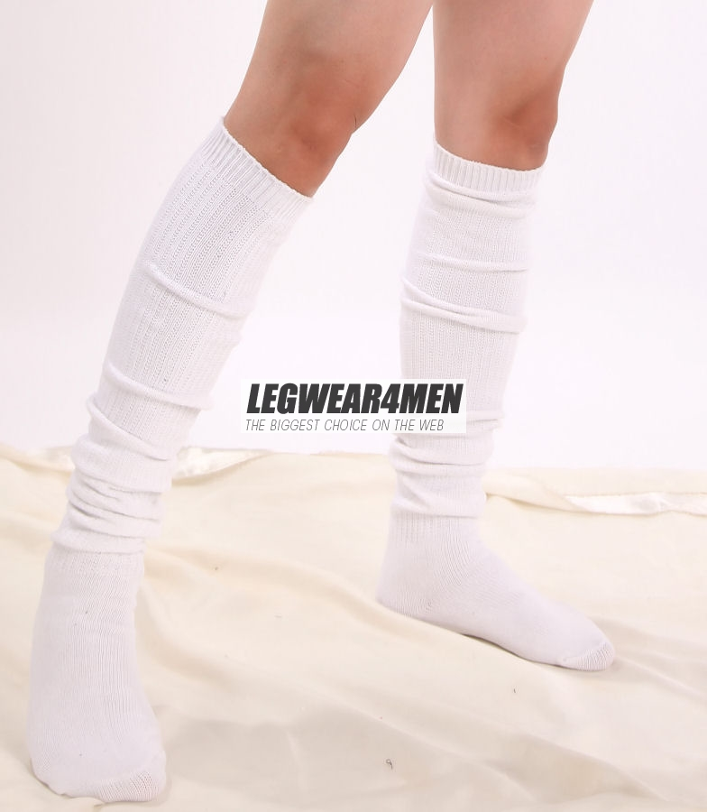 L4M 1040 Cotton 'Loose Socks' for Cosplay