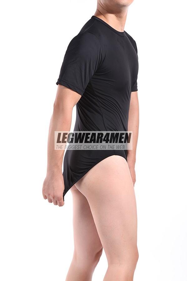 L4M 226 Men's Microfibre Bodysuit - Click Image to Close