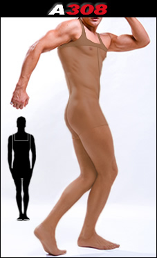 ComfiLon 308 Men's Bodystocking