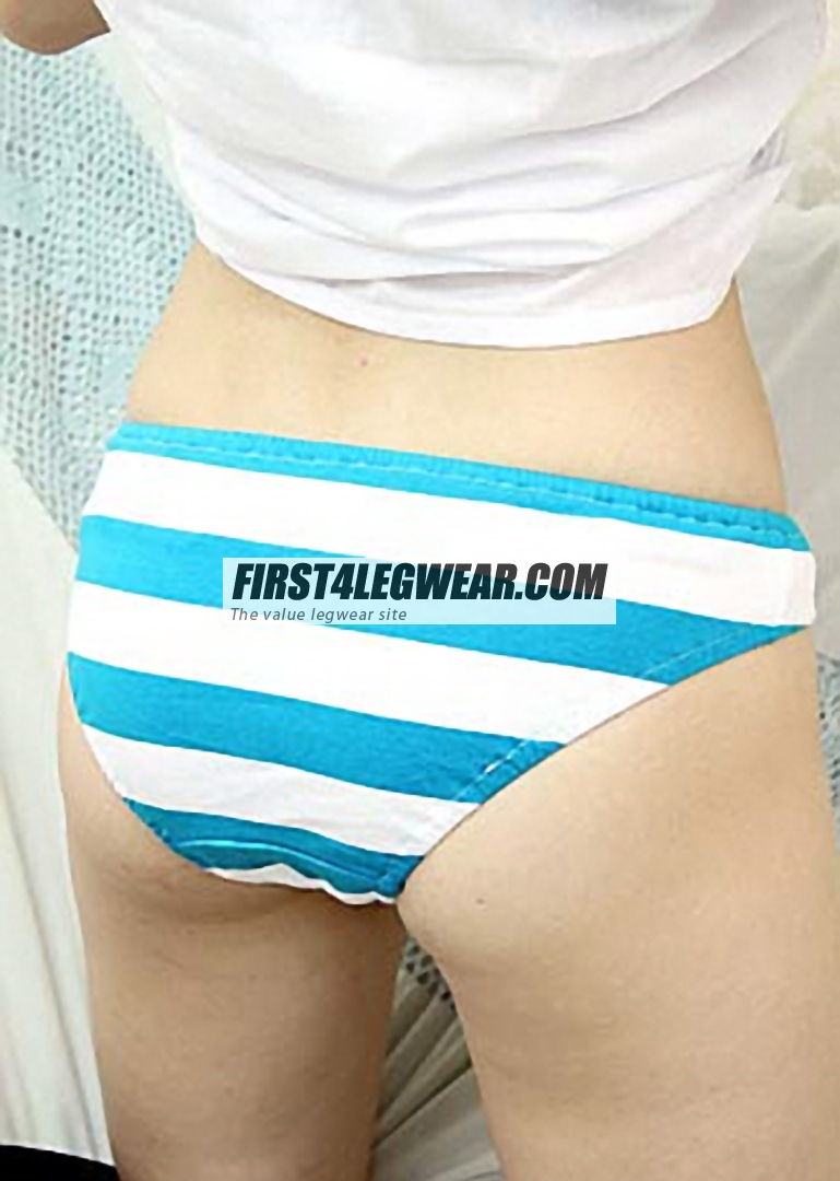 L4M 325 Men's 'Shima-briefs' Striped Briefs