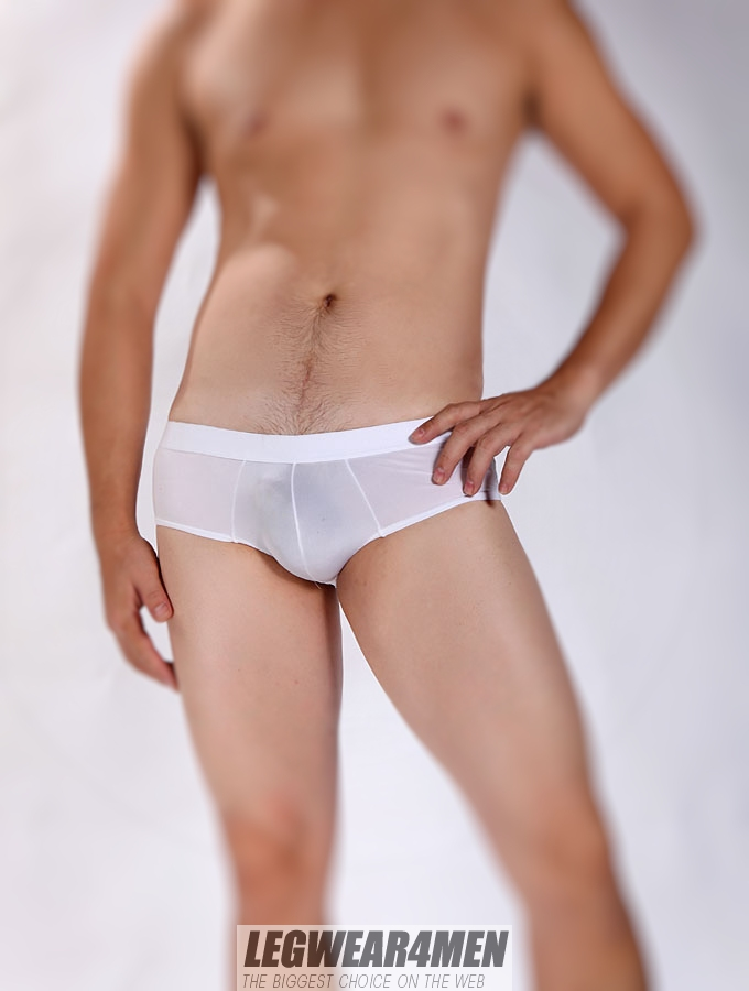 L4M 330 Satin-look 'Boyshorts'