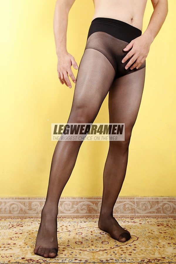 L4M 425 Seamless Unisex 12 den Sheer Tights
