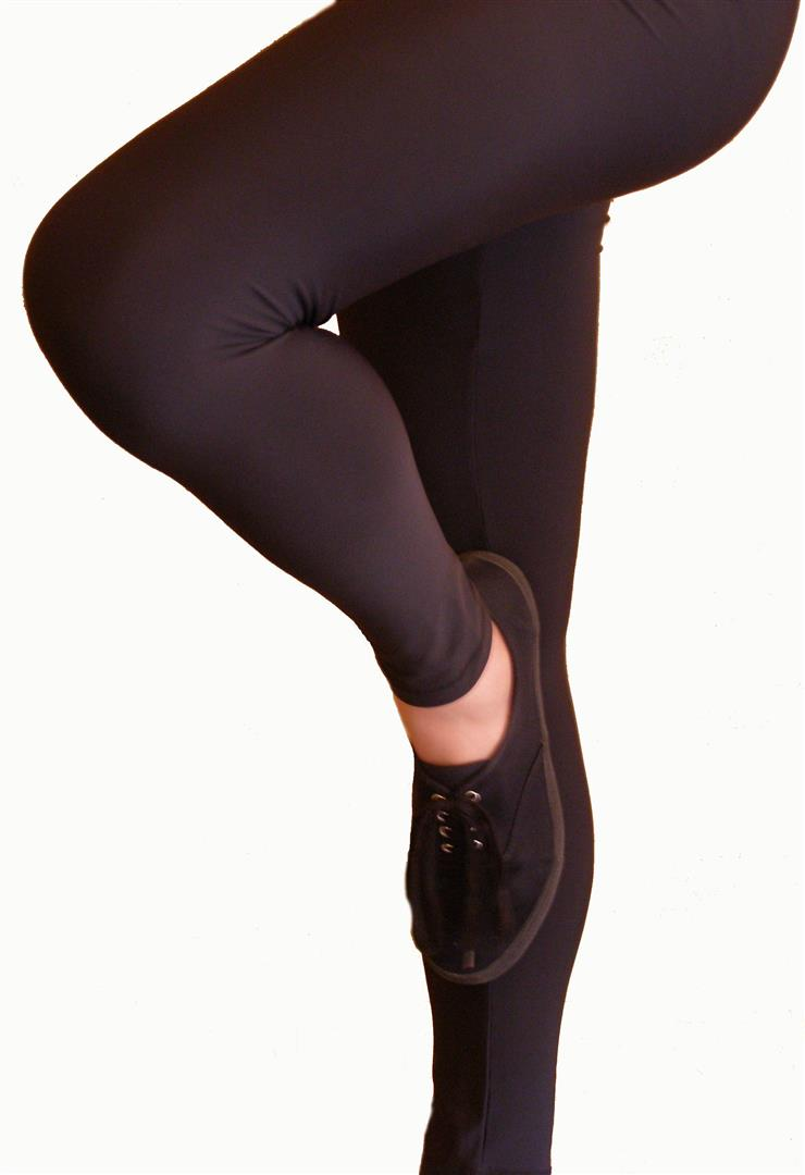 L4M 614 Men's Polyester Leggings