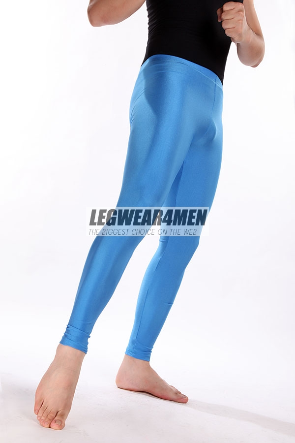 L4M 615 One-size Unisex Glossy Leggings