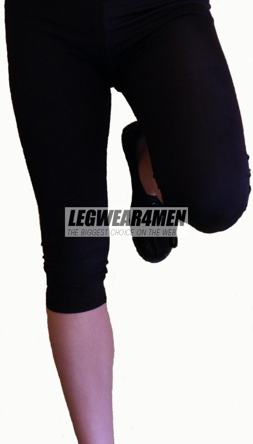L4M 620 Men's Capri-length Leggings