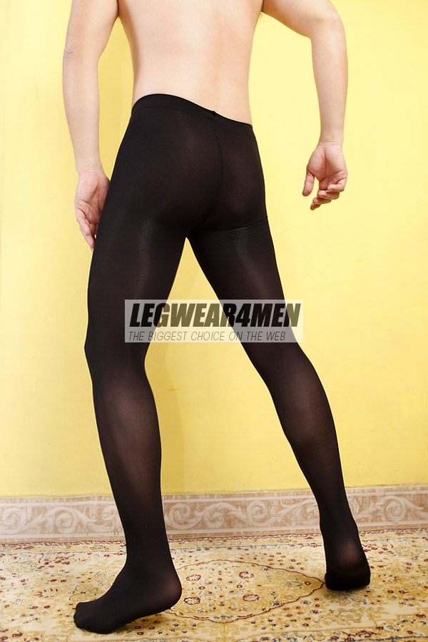 L4M 810 Unisex 80 Denier Tights