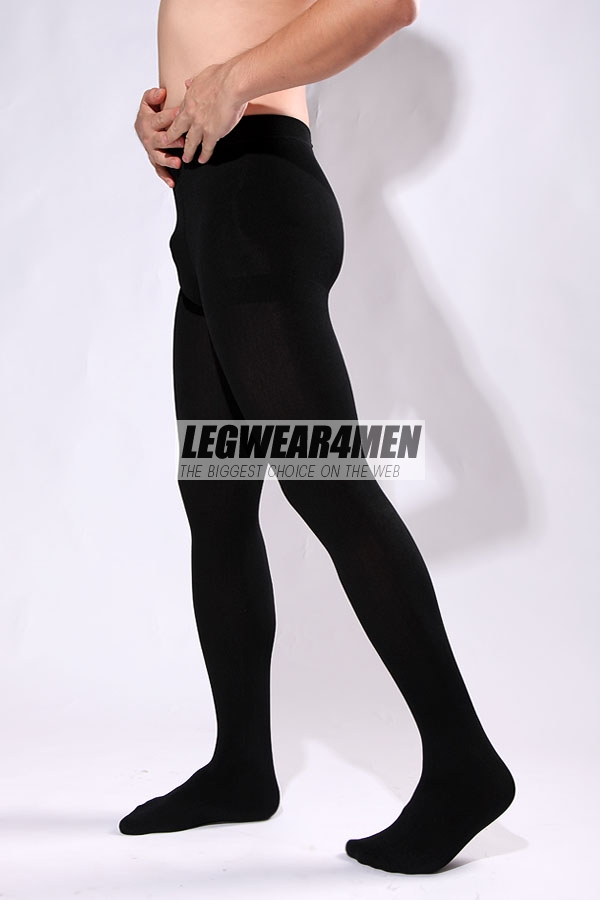 L4M 811 300den Cotton Tights