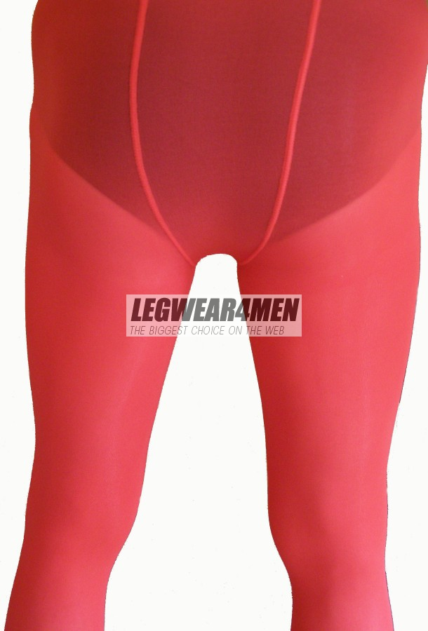 L4M 820 Unisex Opaque Tights - Click Image to Close