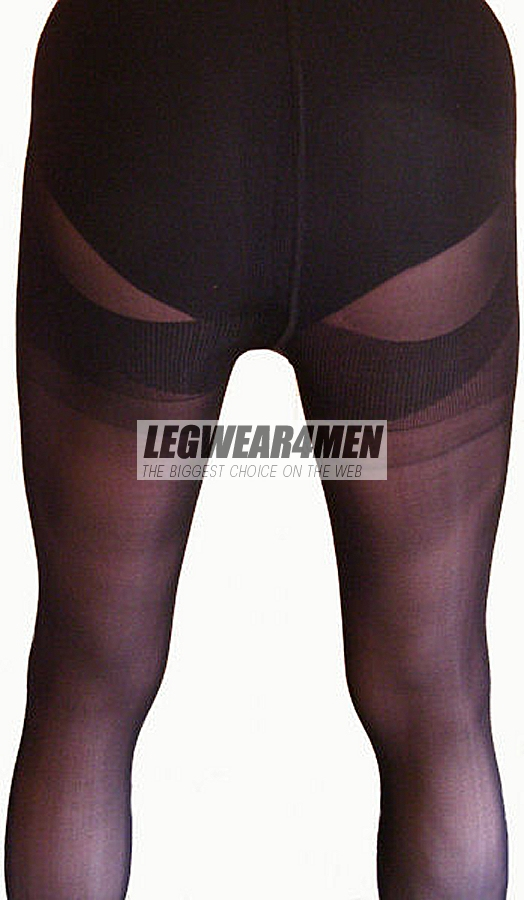 L4M 840 Unisex Control-Top Tights