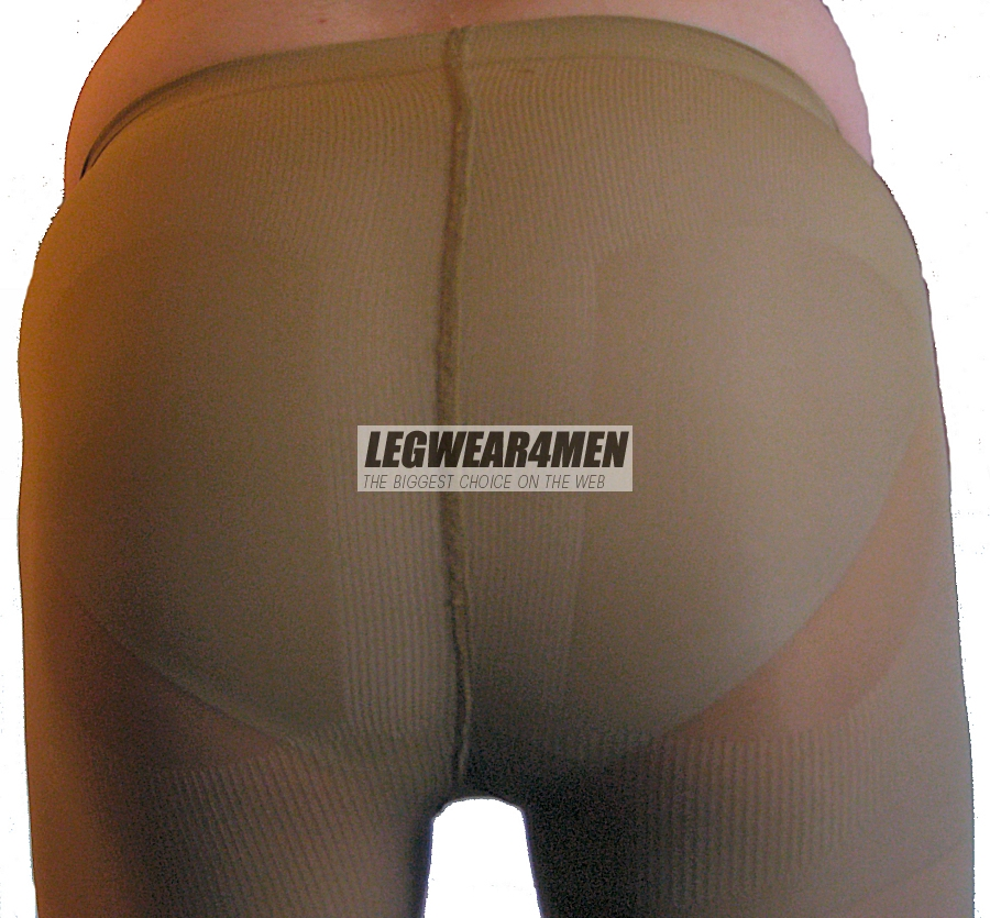 L4M 840 Unisex Control-Top Tights - Click Image to Close