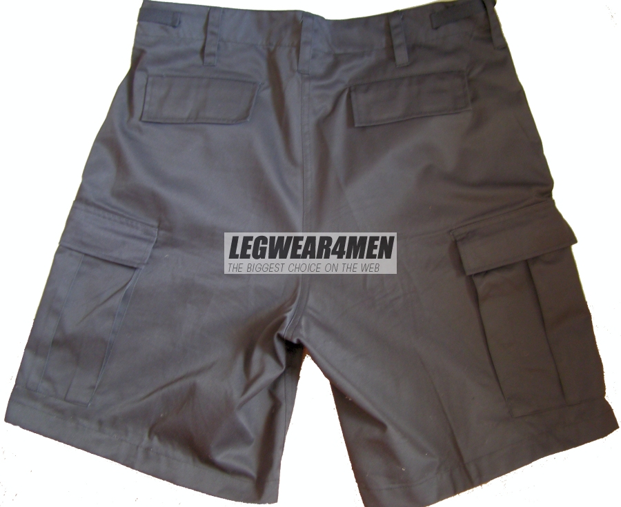 L4M 910 Men's Cargo Shorts - Click Image to Close