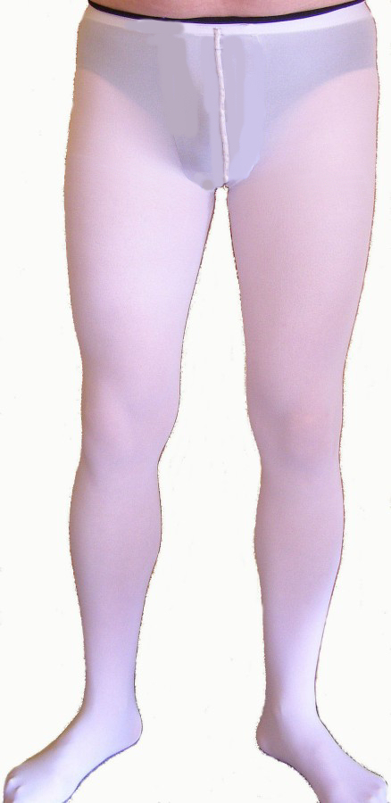 LE D500 STW Opaque Dance Tights - Click Image to Close