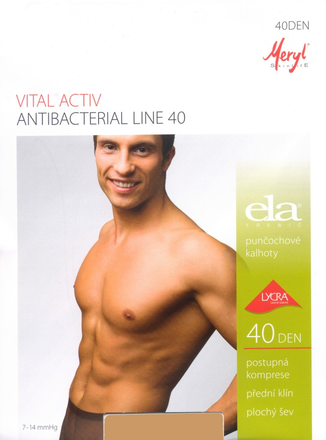 ELA Patrik Vital Activ Men's Support Tights