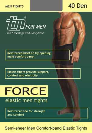 TIM Force 40 Men's Sheer Tights